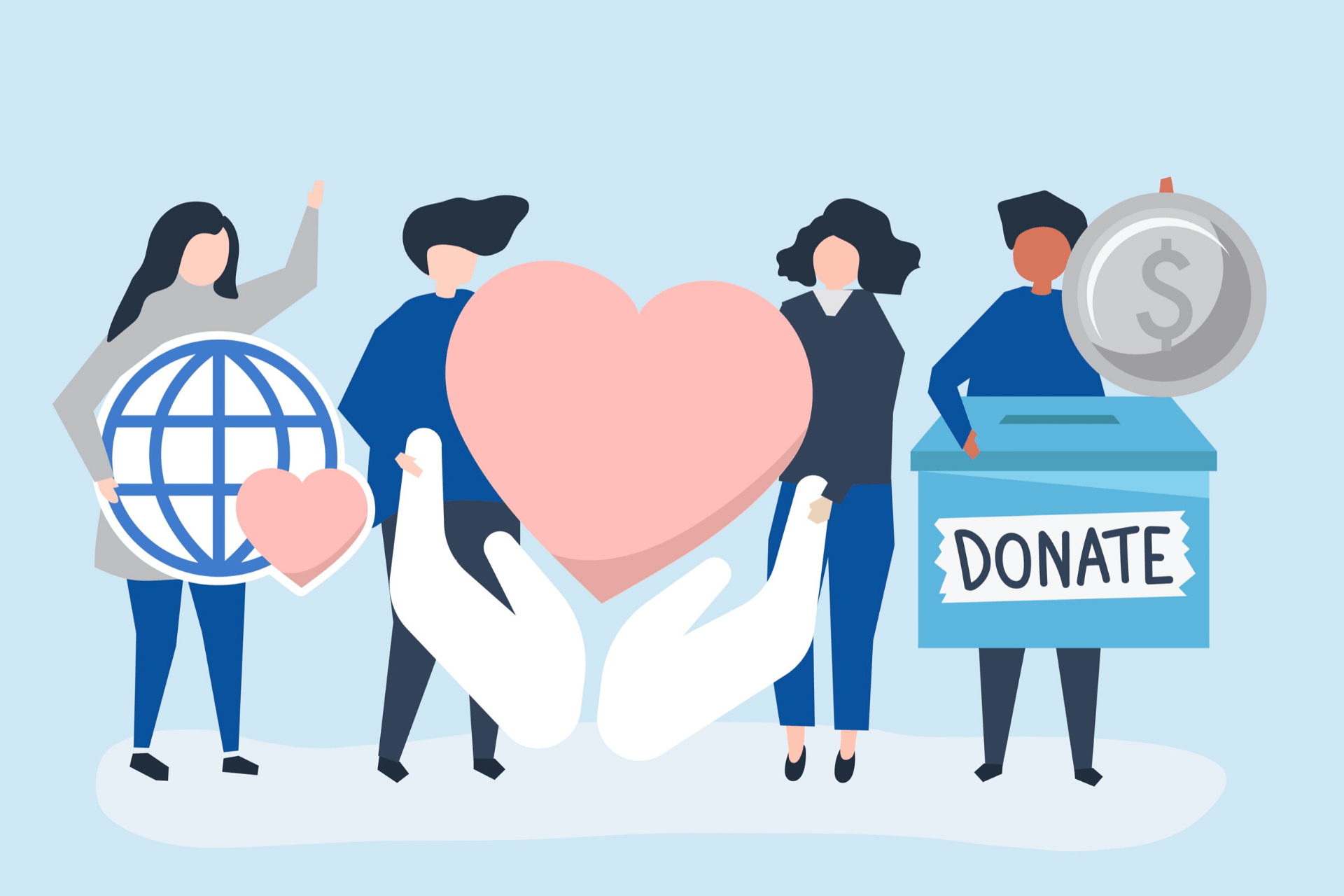 Fundraising from 6 Feet Away: Tips for Making Your Giving Day an Online-Only Event