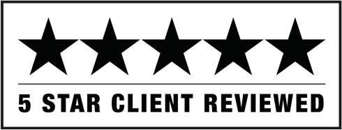C ( GROUP Receives 5 Star Client Ratings