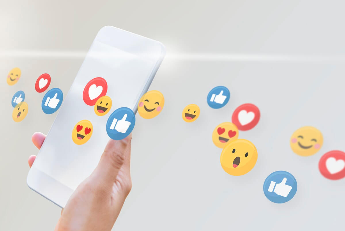 Social media reactions to influencer marketing