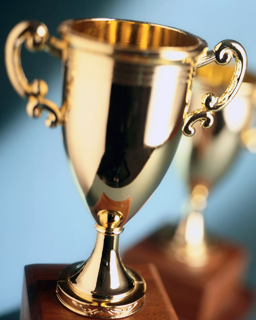 An image of a trophy